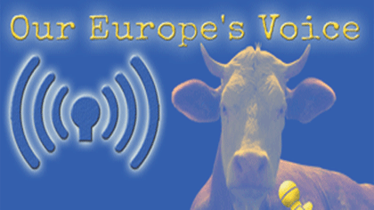 Scribble: Our Europe's Voice